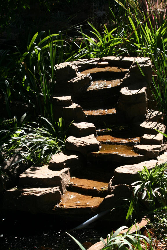 Water Features Fish Ponds Waterfalls And Flexible Pond